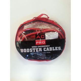 ACPRO COMPUTOR BOOSTER CABLES 400A IN CARRY BAG