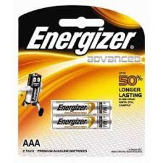 ENERGIZER MAX PLUS AAA BL/2