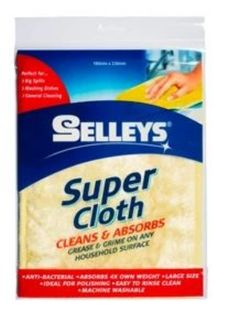 SELLEYS SUPER CLOTH EA