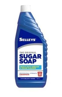 SELLEYS SUGAR SOAP 1L EA