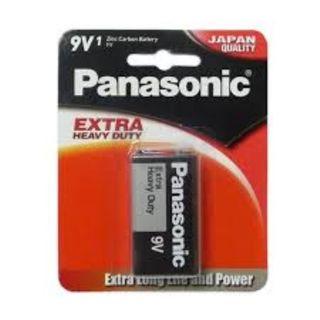 PANASONIC EXTRA HD BATTERY 9V/1