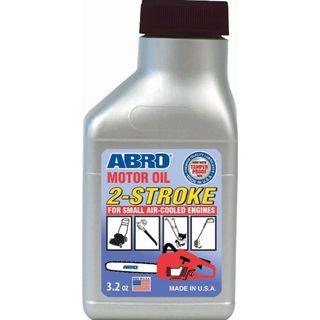 ABRO MOTOR OIL 2 STROKE 95ML EA