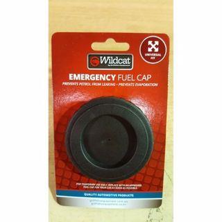 WILDCAT EMERGENCY UNIVERSAL FUEL CAP EA