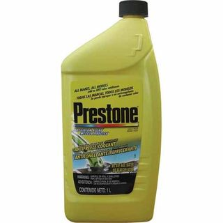 PRESTONE ANTIFREEZE COOLANT (GREEN) 1L EA