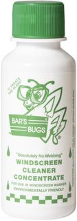 BARS BUGS WINDSCREEN CLEANER MINI 125ML EA