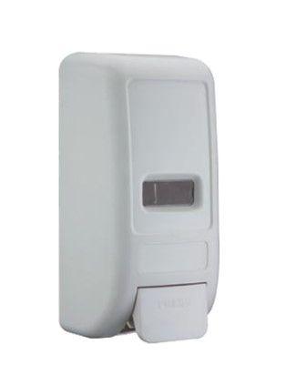 DISPENSER CARTRIDGE SOAP OR SANITISER WHITE (WHSHELL) EA