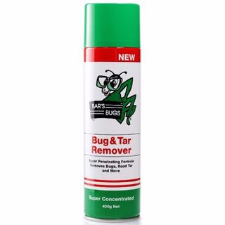 BARS BUGS BUG AND TAR REMOVER AEROSOL 400G EA
