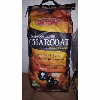 CHARCOAL ETOSHA HARDWOOD 5KG BAG EA
