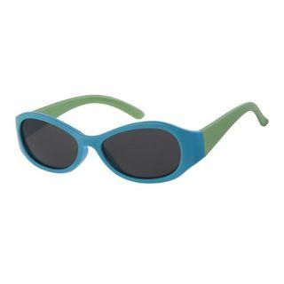 LEVEL ONE KIDS SUNGLASSES (#DD16004BL) BLUE FRAME EA