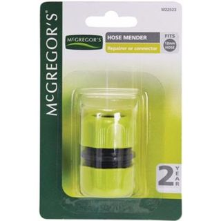 MCGREGORS QUICK CLIP HOSE MENDER 12MM EA
