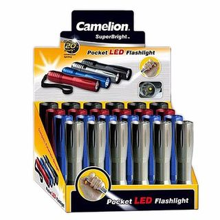 CAMELION LED TORCH (AA/1) BOX/24