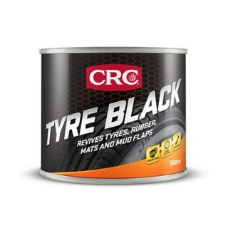 CRC TYRE BLACK 500ML EA
