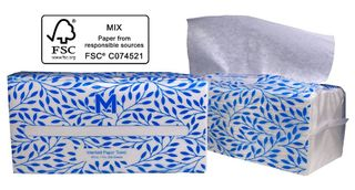 INTERFOLD PAPER TOWEL (MPH27160) BOX/4000