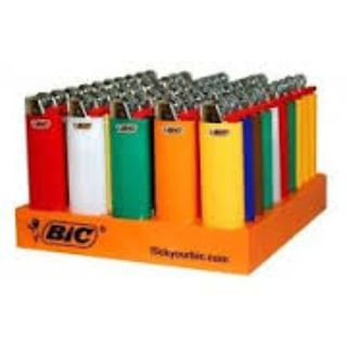 BIC LIGHTERS MAXI