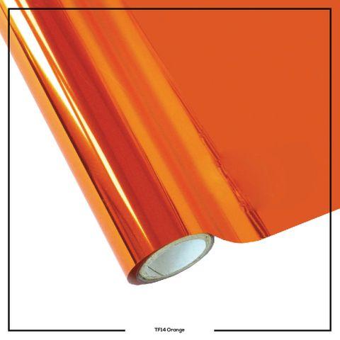 14 T/ Foil Orange 7.62m