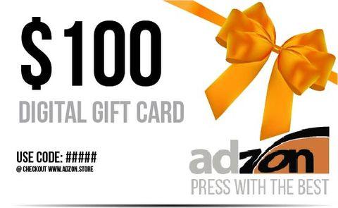 Gift Voucher $100.00