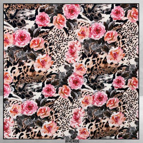 4240 Leopard Rose