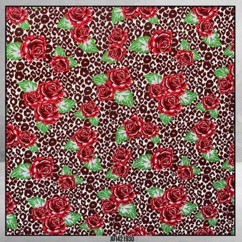 4219 Roses Cheetah