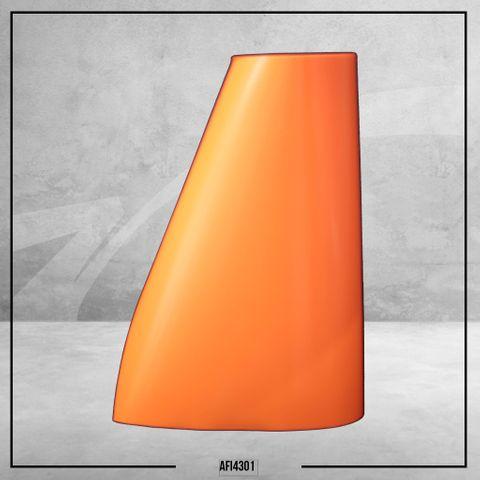 4301 Puff Neon Orange