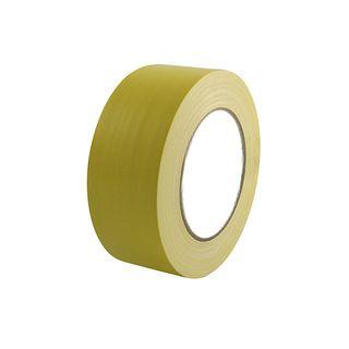 K140 Cloth Tape 72mm x 25m Yellow