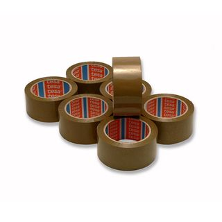 4256NR Brown PP Tape 48mm x 75m 36/carton