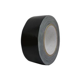 K140 Cloth Tape 48mm x 25m Black