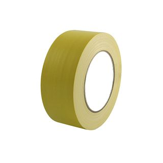 K140 Cloth Tape 48mm x 25m Yellow