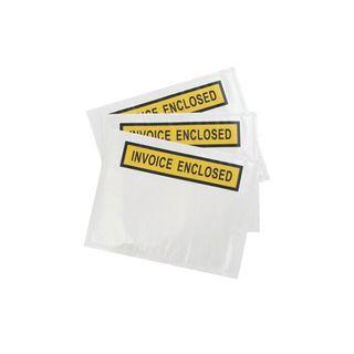 Invoice Enclosed Adhesive Envelopes 150mm x 115mm 1000/ box