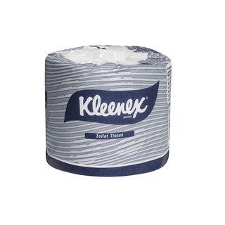 KC4737 ToiletTissue2PlyWh 300Sheet 48/Ct