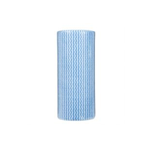 Regular Duty Wipes Blue 30cm x 45cm 6x100/carton