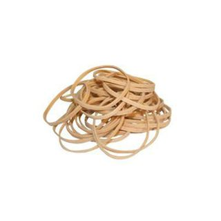 61 - Rubber Bands - 50 x 6mm  500gm