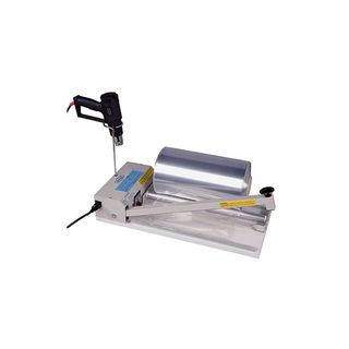 450mm Shrink-a-Pack System with Wood Base