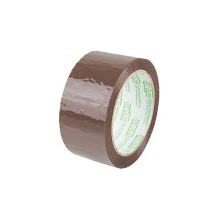 PP100A Brown Packaging Tape 48mm x 75m 36/carton