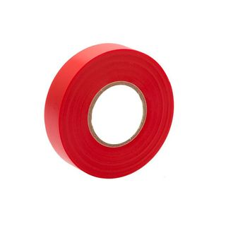 520 PVC Electrical Tape 18mm x 0.18mm x 20m Red