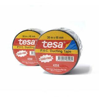 4258 PVC Black Duct Tape 48mm x 30m 36/carton