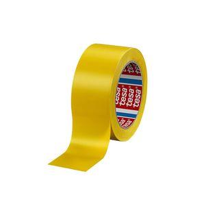 60805 PVC Electrical Tape 19mm x 0.18mm x 20m Yellow 200.carton