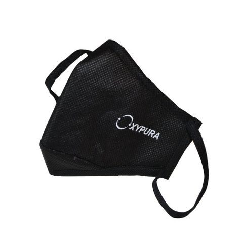 Reusable Face Mask with Filter (Black)