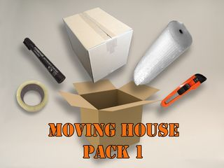 Moving House Pack #1