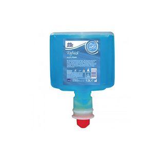 Refresh Azure Gentle Foaming Handwash 1.2L Touchfree Cartridge 3/carton