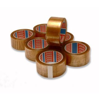 4256NR Clear PP Tape 24mm x 75m 72/carton