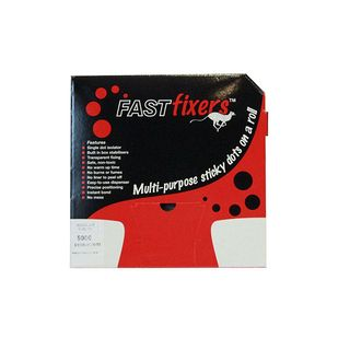 Secure Fast Fixers 10mm 5000/Roll