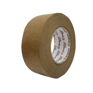 A534 Flatback Paper Tape 48mm x 50m Brown 24/carton
