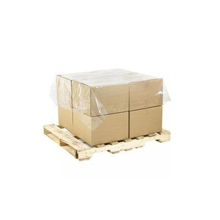Pallet Top Clear 1680mm x 1680mm x 25um LDPE 250/Roll