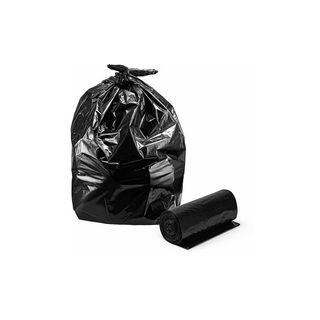 54L HDPE Black Bin Liner 250/Carton