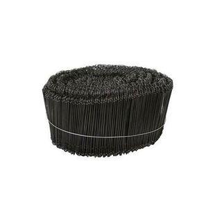 Black Bag Ties 1.5mm x 300mm
