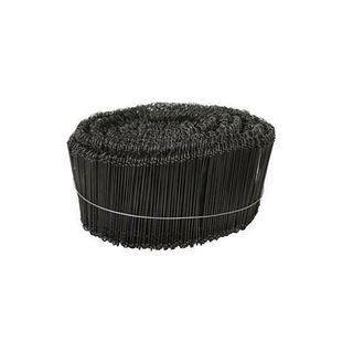 Black Bag Ties 1.5mm x 250mm