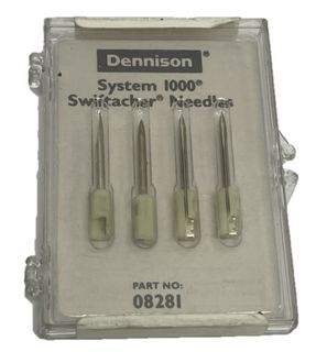 08281 - Needles - System 1000 4 per pack