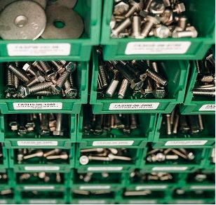 Imperial Hex Bolts Stainless