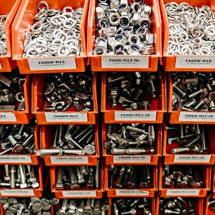 Metric Hex Bolts Stainless
