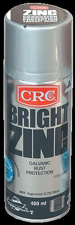 CRC BRIGHT ZINC-IT 350GMS